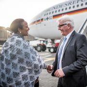 Steinmeier beendet Afrika-Reise in Kenia (Foto)
