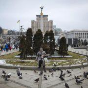 Ukraine gedenkt der Opfer vom Maidan (Foto)