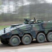 Bundesregierung verweigert Panzerlieferung an Litauen (Foto)