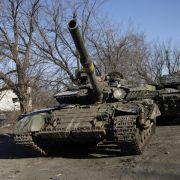 Konfliktparteien in der Ukraine wollen Waffen abziehen (Foto)