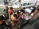 Mindestens 41 Tote bei Fährunglück in Bangladesch (Foto)
