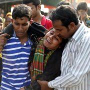 Viele Tote bei Fährunglück in Bangladesch (Foto)