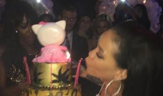 Happy Birthday, Rihanna! (Foto)