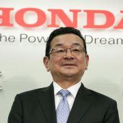 Honda wechselt Konzernchef aus (Foto)