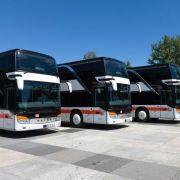 Deutsche Bahn greift auf dem Fernbus-Markt an (Foto)