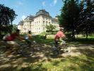 In Schloss Werneck (Schweinfurt) soll die Therapeutin ihren Patienten, einen inhaftierten Vergewaltiger, verführt haben. (Foto)