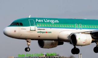 Aer Lingus hübscht sich für Hochzeit mit British Airways auf (Foto)