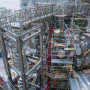 Frostprogramm für Wendelstein - Fusionsprojekt nähert sich Betrieb (Foto)