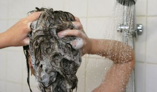 Vier von fünf Frauen duschen nicht täglich. (Foto)