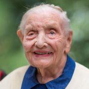 Ludwigshafenerin ist jetzt die älteste Deutsche (Foto)