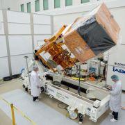 Neuer Satellit beobachtet Vegetation - Hoffnung für Landwirtschaft (Foto)