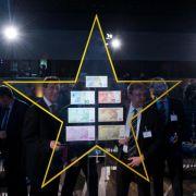 EZB: Neuer 20-Euro-Schein kommt Ende November (Foto)