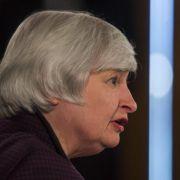 Fed-Chefin Yellen: Keine Eile bei Zinserhöhung (Foto)