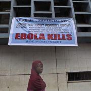 Studie mit Ebola-Medikament: Einige Patienten reagieren positiv (Foto)