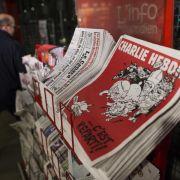 """Neues """"Charlie Hebdo""""-Heft in Millionenauflage am Kiosk (Foto)"""