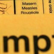 Maas: Impfpflicht letztes Mittel bei Masern-Ansteckungswelle (Foto)