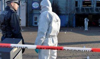 Schießerei mit Polizei: Mann wollte Selbstmord provozieren (Foto)