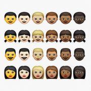 Multikulti-Emojis für mehr Gleichberechtigung (Foto)