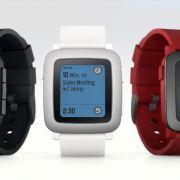 Geldflut für neue Smartwatch von Pebble (Foto)