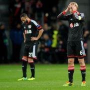Bayer Leverkusen besiegt Atlético Madrid (Foto)