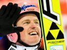 Bei der nordischen Ski-WM 2015 in Falun konnte sich Severin Freund auch auf der Großschanze beweisen und gewann Gold. (Foto)