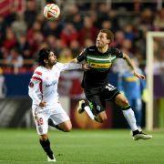 Bitter! Borussia Mönchengladbach verpasst Achtelfinale (Foto)