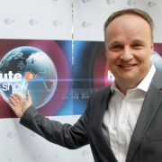 Grünen-Politiker wagt sich zu Oliver Welke (Foto)