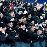 Rassismus und Krawalle: 42 Festnahmen in Rotterdam (Foto)