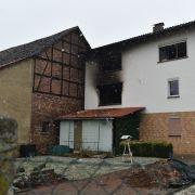 Familien-Drama in Hessen: Zwillinge sterben bei Brand (Foto)