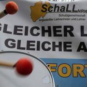 Lehrer streiken ab Dienstag (Foto)