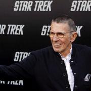 Mr. Spock ist tot (Foto)