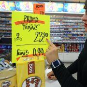 Gute Geschäfte mit Rauchern aus dem Elsass (Foto)