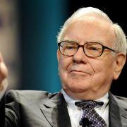 Starinvestor Buffett muss im Schlussquartal Abstriche machen (Foto)