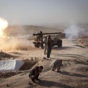 Kurden bringen IS-Terrormiliz empfindliche Niederlage bei (Foto)