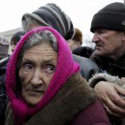 Waffenstillstand in der Ostukraine scheint zu halten (Foto)