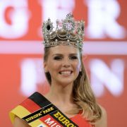 Ukrainerin wird Miss Germany 2015 (Foto)