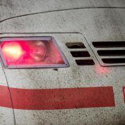 ICE-Strecke als Spielplatz: Tragödie knapp verhindert (Foto)