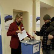 Regierungspartei gewinnt Parlamentswahl in Estland (Foto)