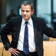 Prozess gegen Edathy nach Geständnis eingestellt (Foto)