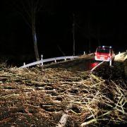 Alarmstufe Rot! Tornado verwüstete Hessen (Foto)