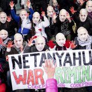 Netanjahu startet umstrittenen USA-Besuch (Foto)