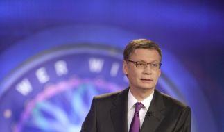 WWM-Moderator Günther Jauch. (Foto)