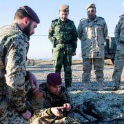 Bundeswehr warnt vor IS-Anschlägen auf deutsche Soldaten (Foto)