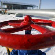 Ukraine wendet Lieferstopp für russisches Gas ab (Foto)