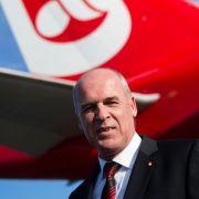 Neuer Air-Berlin-Chef stellt erste Sanierungsschritte vor (Foto)