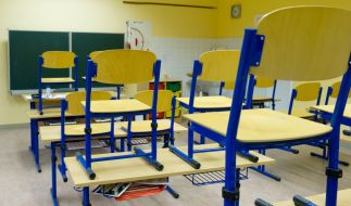Viele Klassenzimmer bleiben aufgrund des Lehrerstreiks leer. (Foto)