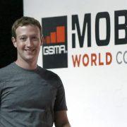 Zuckerbergs Charme-Offensive bei der Mobilfunk-Branche (Foto)