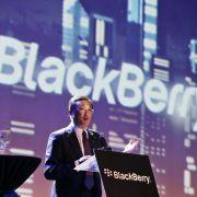 Blackberry-Chef: Unser Geschäft ist jetzt Software (Foto)
