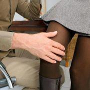 Jeder Zweite erlebt sexuelle Belästigung im Job (Foto)