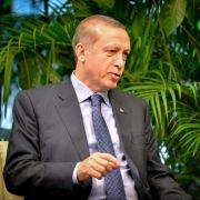 Bericht: Präsident Erdogan lässt Essen auf Gift testen (Foto)